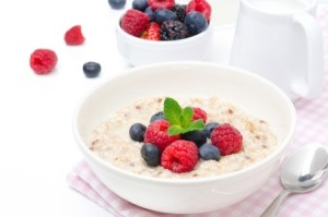 21 Breakfasts for the 21 Day Fix! Quick easy meals! Oatmeal and Fruit!