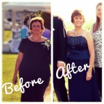 Beating menopause weight gain: before and after 21 Day Fix