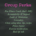 FIT FAB 50 Group Perks!