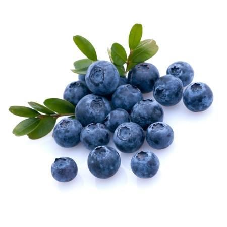 One of the best fruits to combat aging are these little blue gems - blueberries!