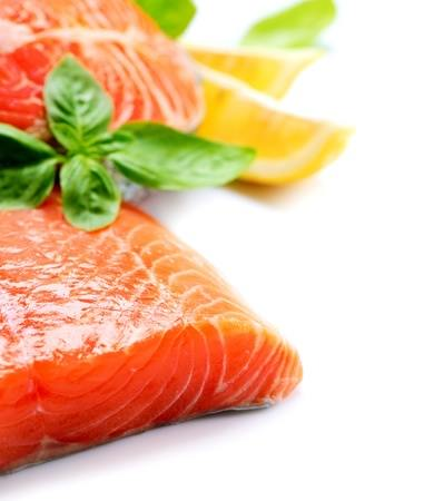 Fish such as salmon helps prevent cholesterol buildup in arteries and protect against abnormal heart rhythms. They also support healthy skin, hair and nails.