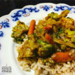 Pumpkin Vegetable Curry: Healthy, flavorful and a little bit of spice!