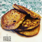 A perfect breakfast in the Fall! Gluten Free Pumpkin Pancakes!